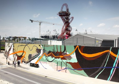 Carpenter's Curve, Olympic Park Permanent Commission 2010-2012. 6/8