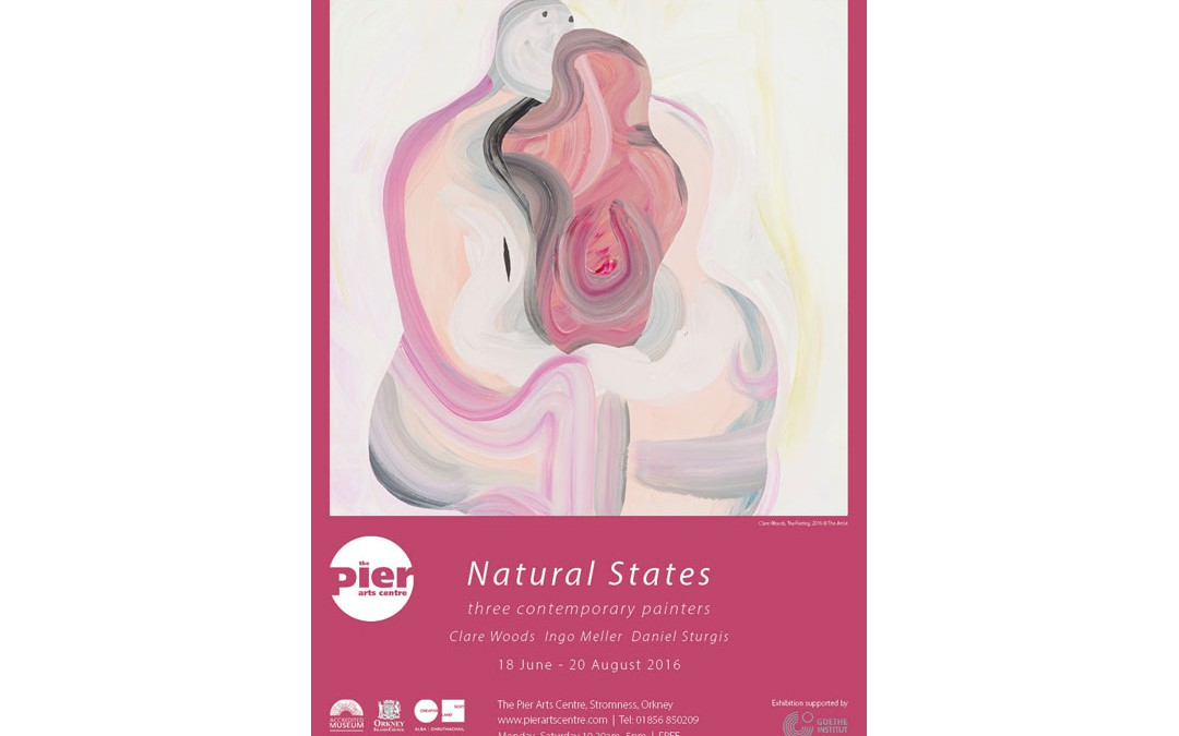 Natural States Exhibition, Pier Arts Centre, Orkney