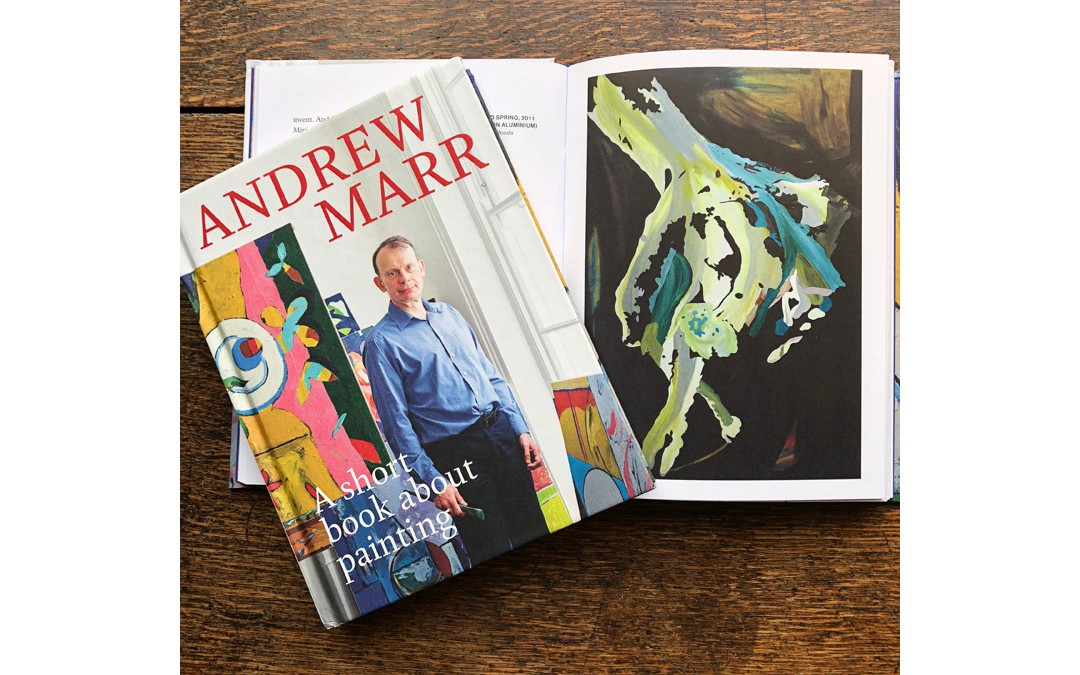 Andrew Marr, A Short Book About Painting